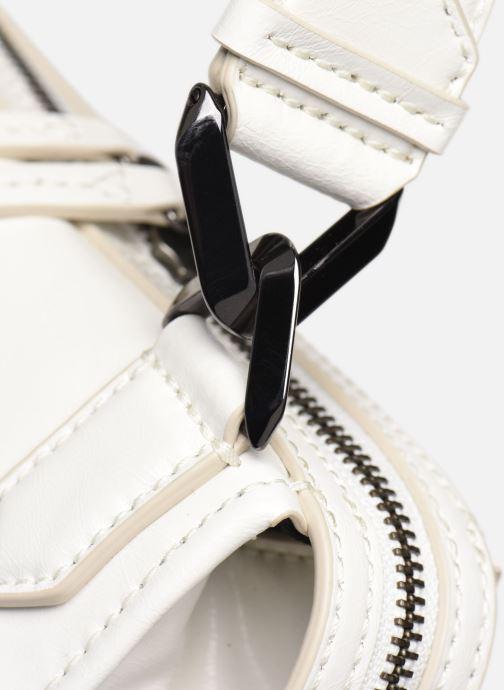 Handtaschen Karl Lagerfeld K/Slash Top Handle weiß ansicht von links