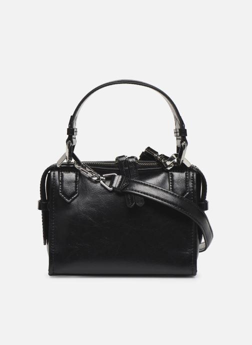Handtaschen Karl Lagerfeld K/Slash Small Top Handle schwarz ansicht von vorne