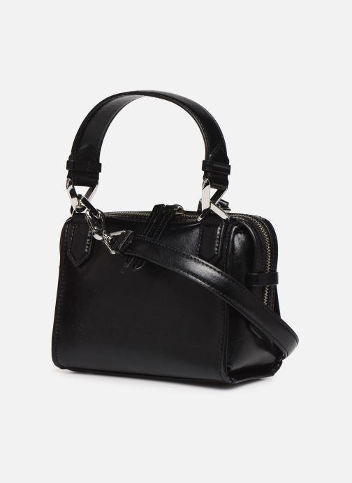 Handtaschen Karl Lagerfeld K/Slash Small Top Handle schwarz ansicht von rechts