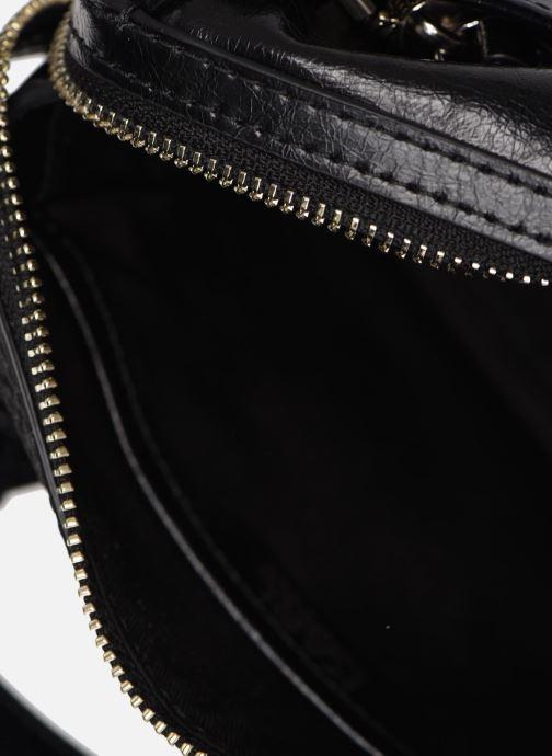 Handtaschen Karl Lagerfeld K/Slash Small Top Handle schwarz ansicht von hinten