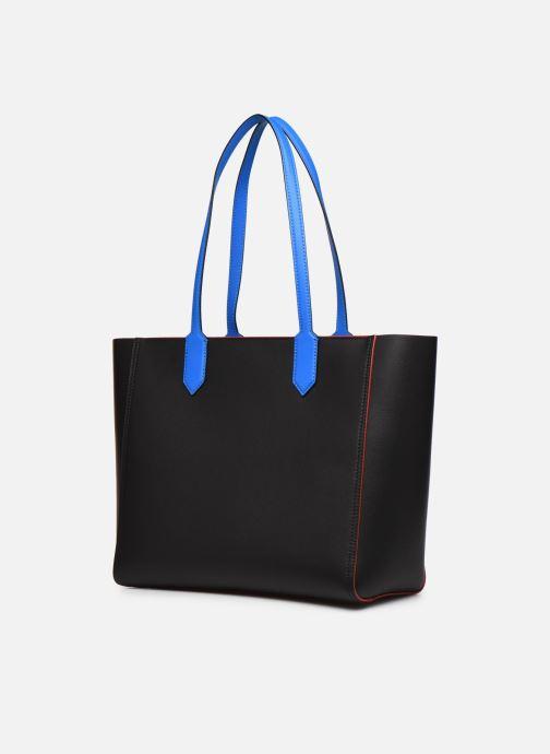 Handtaschen Karl Lagerfeld K/Journey Tote Bauhaus schwarz ansicht von rechts