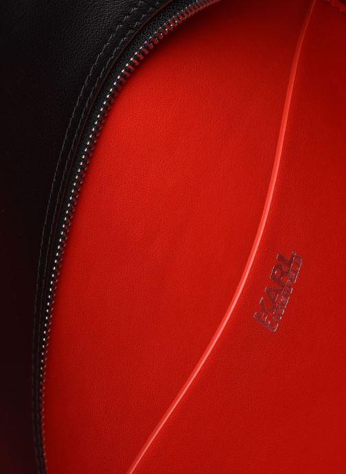 Handtaschen Karl Lagerfeld K/Journey Tote Bauhaus schwarz ansicht von hinten