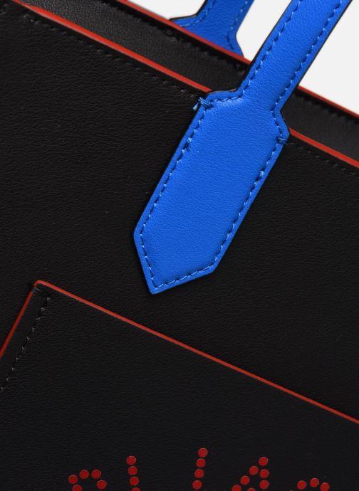 Handtaschen Karl Lagerfeld K/Journey Tote Bauhaus schwarz ansicht von links