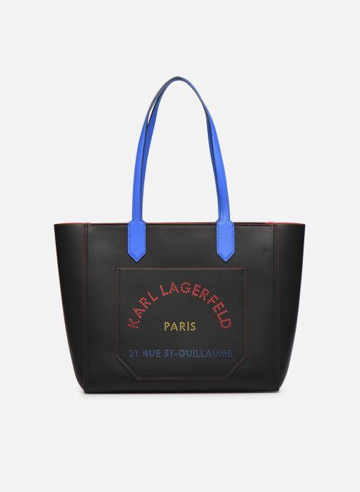 Handtaschen Karl Lagerfeld K/Journey Tote Bauhaus schwarz detaillierte ansicht/modell