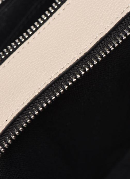 Portemonnaies & Clutches Karl Lagerfeld Rue Saint Guillaume Crossbody beige ansicht von hinten