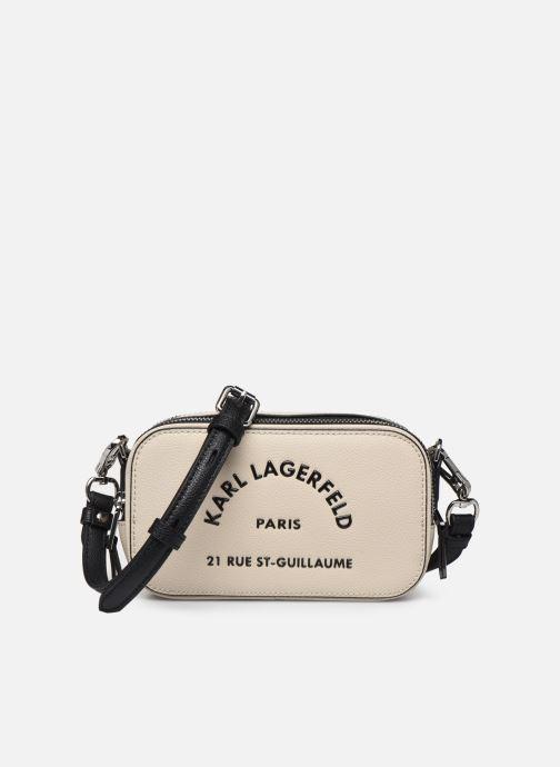 Portemonnaies & Clutches Karl Lagerfeld Rue Saint Guillaume Crossbody beige detaillierte ansicht/modell