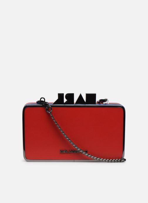 Handtaschen Karl Lagerfeld K/Bauhaus Minaudiere mehrfarbig ansicht von vorne