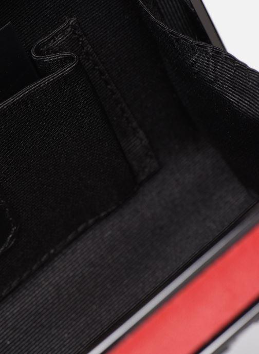 Handtaschen Karl Lagerfeld K/Bauhaus Minaudiere mehrfarbig ansicht von hinten