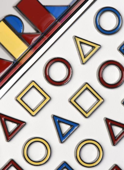 Handtaschen Karl Lagerfeld K/Bauhaus Minaudiere mehrfarbig ansicht von links
