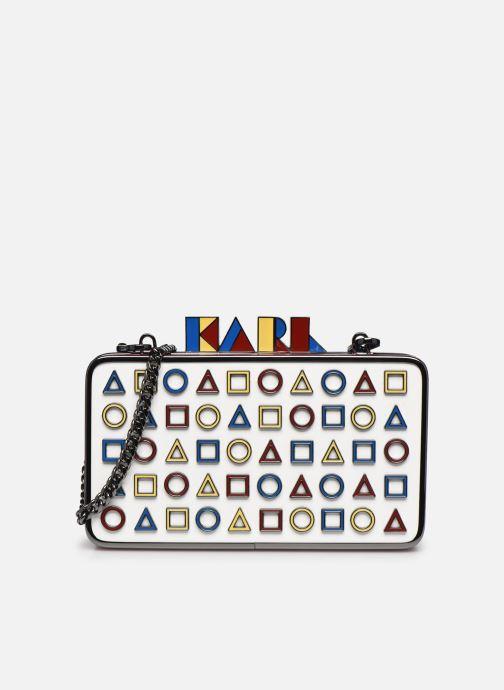 Handtaschen Karl Lagerfeld K/Bauhaus Minaudiere mehrfarbig detaillierte ansicht/modell