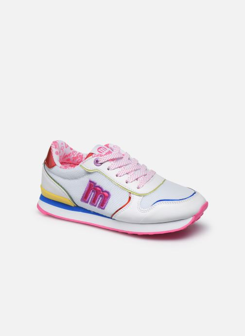 Sneakers MTNG Moon Wit detail