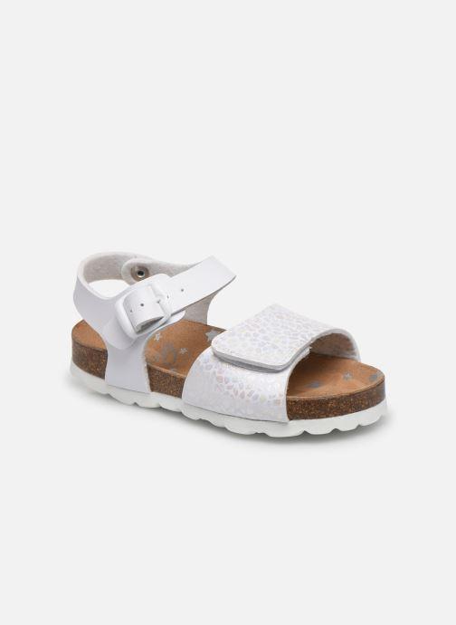 Sandalen MTNG Bianka weiß detaillierte ansicht/modell