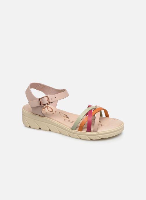 Sandales et nu-pieds MTNG Iris Multicolore vue détail/paire