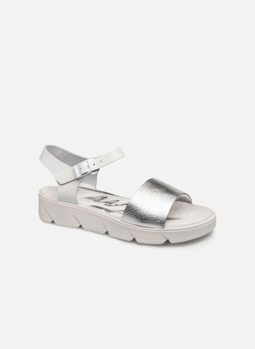 Sandals MTNG Sole White detailed view/ Pair view