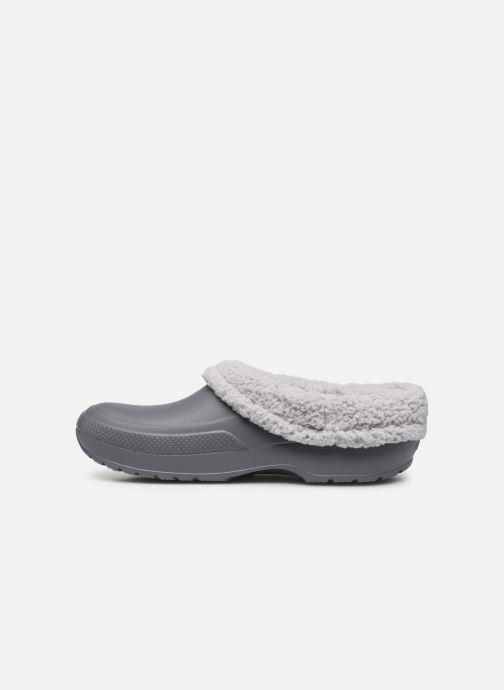 Clogs & Pantoletten Crocs Classic Blitzen III Clog W grau ansicht von vorne