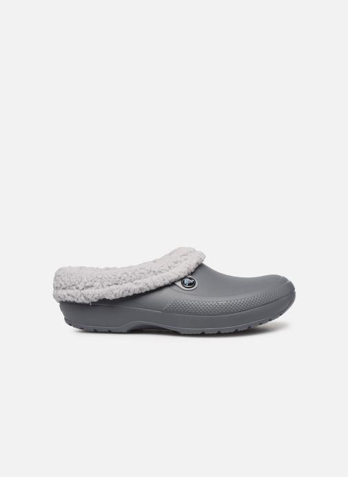 Clogs & Pantoletten Crocs Classic Blitzen III Clog W grau ansicht von hinten
