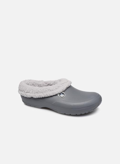 Clogs & Pantoletten Crocs Classic Blitzen III Clog W grau detaillierte ansicht/modell