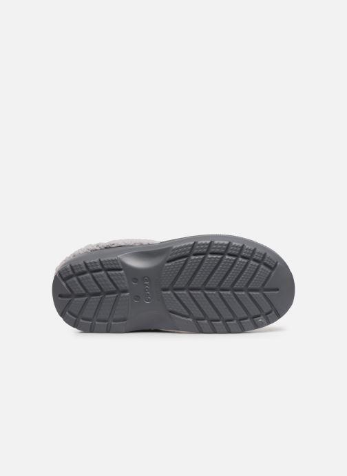 Sandalen Crocs Classic Blitzen III Clog Grijs boven