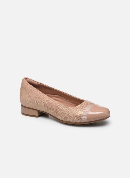 Ballerinas Clarks Juliet Monte rosa detaillierte ansicht/modell