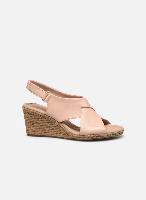 Sandali e scarpe aperte Clarks Lafley Alaine Rosa immagine posteriore