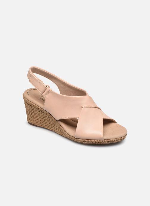 Sandalen Clarks Lafley Alaine rosa detaillierte ansicht/modell