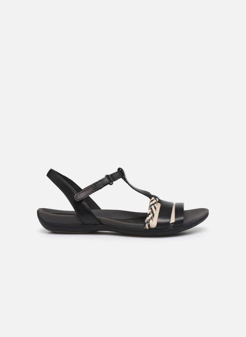 Sandales et nu-pieds Clarks Tealite Grace Noir vue derrière