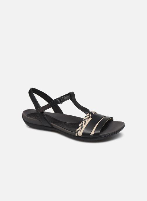 Sandales et nu-pieds Clarks Tealite Grace Noir vue détail/paire