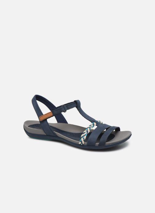 Sandales et nu-pieds Clarks Tealite Grace Bleu vue détail/paire