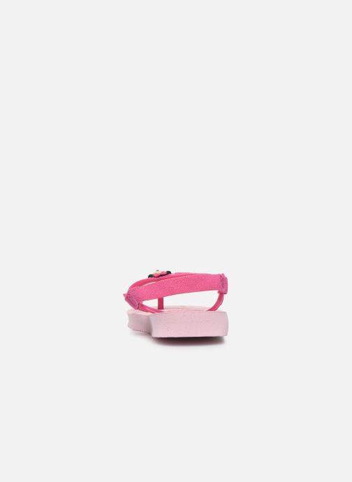 Sandalen Havaianas Baby Disney Classics 2 Roze rechts