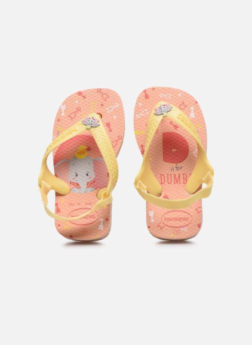 Sandalen Havaianas Baby Disney Classics 2 Roze model