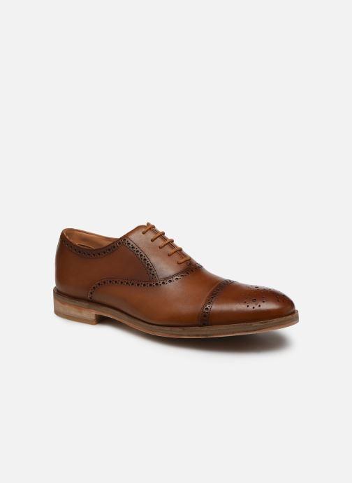Chaussures à lacets Clarks Oliver Limit Marron vue détail/paire