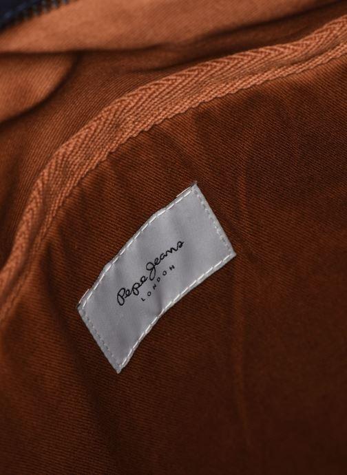 Rucksäcke Pepe jeans Arthur Bag blau ansicht von hinten