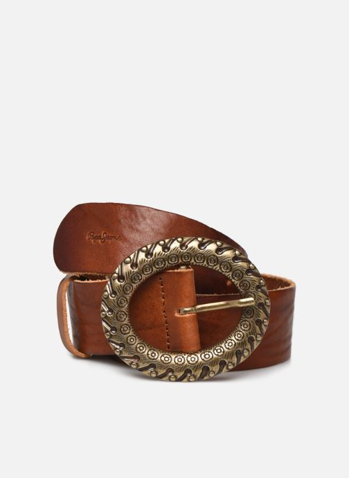 Cinturones Pepe jeans Anya Belt Marrón vista de detalle / par