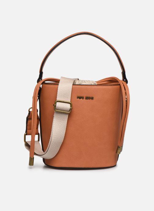 Handtaschen Pepe jeans Ramy Bag braun detaillierte ansicht/modell