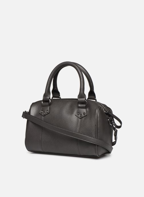 Handbags Pepe jeans Wamber Bag Black view from the right