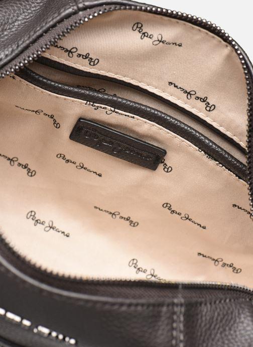 Handbags Pepe jeans Wamber Bag Black back view