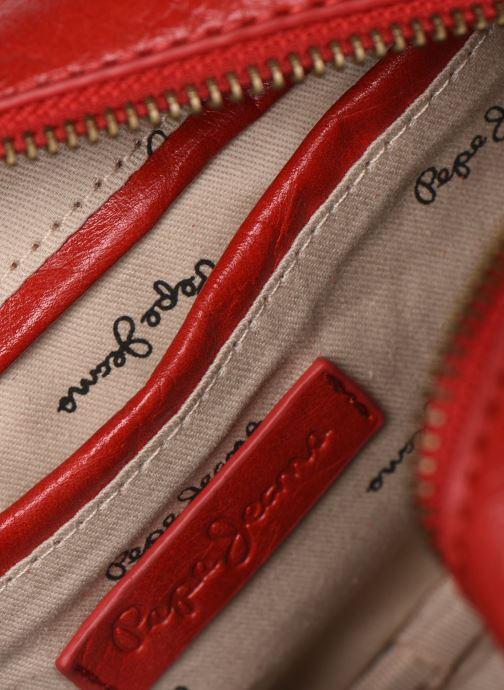 Sacs à main Pepe jeans Moira Bag Rouge vue derrière
