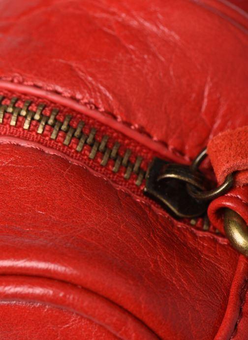 Sacs à main Pepe jeans Moira Bag Rouge vue gauche