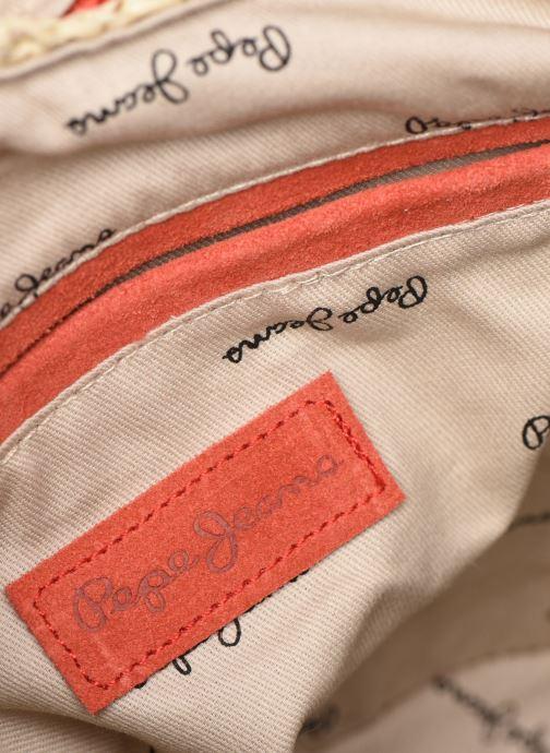 Sacs à main Pepe jeans Vera Bag 2 Blanc vue derrière