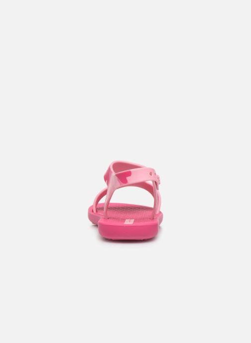 Sandali e scarpe aperte Ipanema Ipanema Dreams II Baby Rosa immagine destra