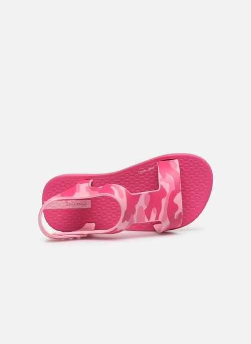 Sandali e scarpe aperte Ipanema Ipanema Dreams II Baby Rosa immagine sinistra