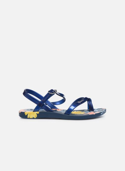 Chanclas Ipanema Ipanema Fashion SD VII Kids Azul vistra trasera