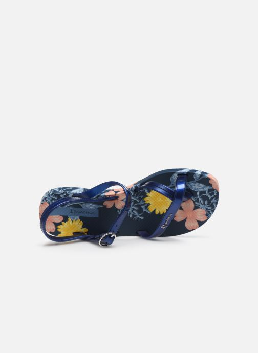 Chanclas Ipanema Ipanema Fashion SD VII Kids Azul vista lateral izquierda