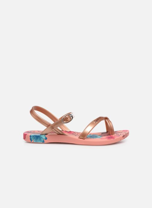 Chanclas Ipanema Ipanema Fashion SD VII Kids Rosa vistra trasera