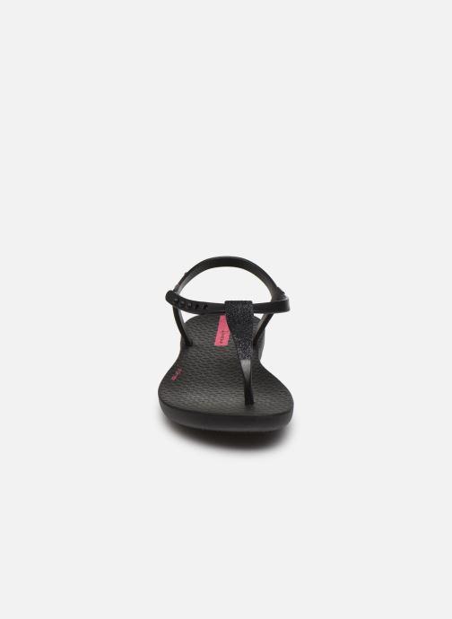 Sandales et nu-pieds Ipanema Ipanema Charm Sand II Kids Noir vue portées chaussures