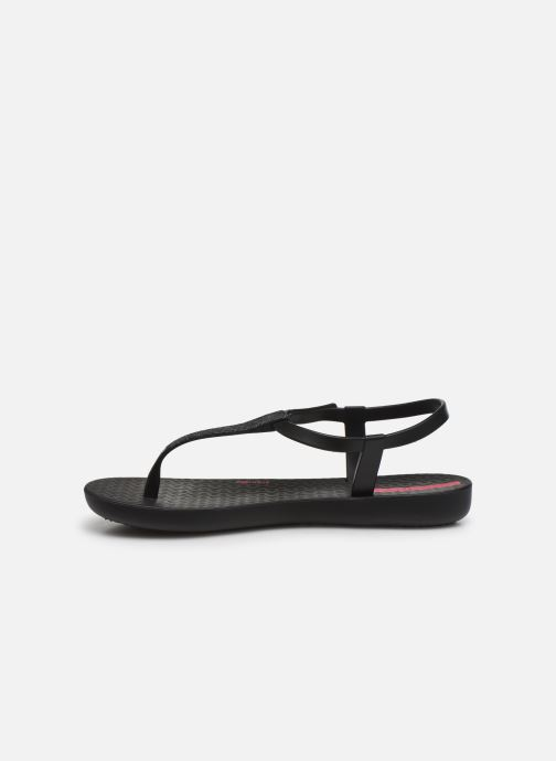 Sandali e scarpe aperte Ipanema Ipanema Charm Sand II Kids Nero immagine frontale