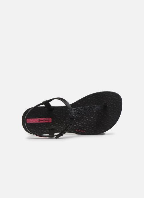 Sandali e scarpe aperte Ipanema Ipanema Charm Sand II Kids Nero immagine sinistra