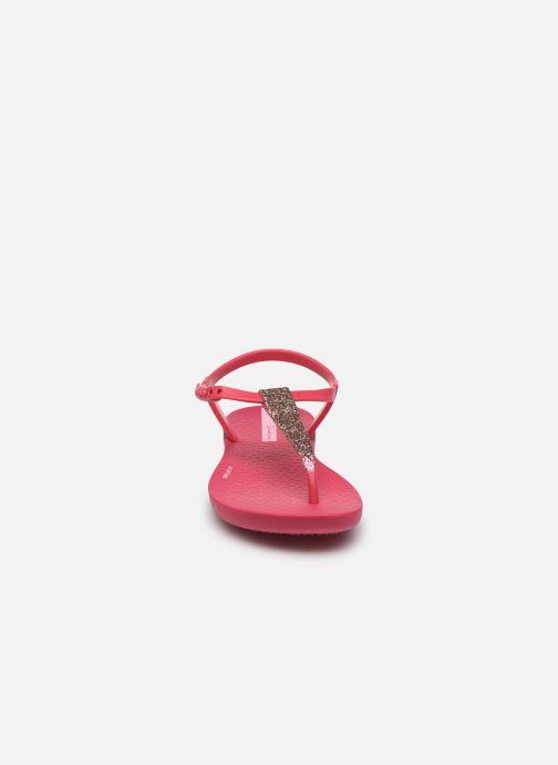 Sandali e scarpe aperte Ipanema Ipanema Charm Sand II Kids Rosa modello indossato
