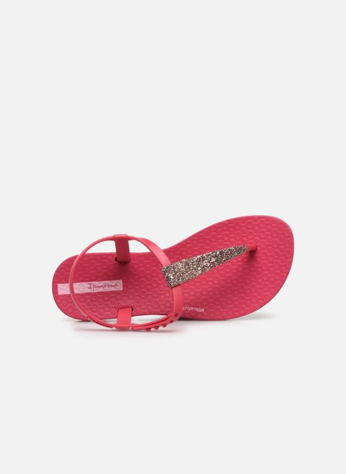 Sandales et nu-pieds Ipanema Ipanema Charm Sand II Kids Rose vue gauche