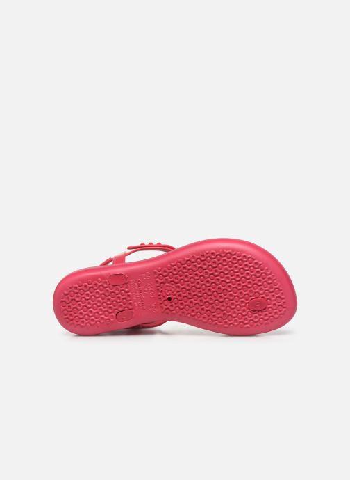 Sandali e scarpe aperte Ipanema Ipanema Charm Sand II Kids Rosa immagine dall'alto